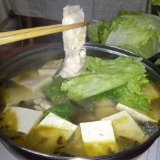 酸菜鲈鱼火锅