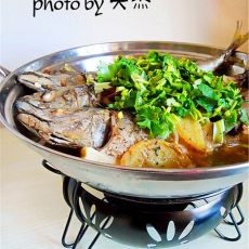 鲜香鲅鱼豆腐火锅