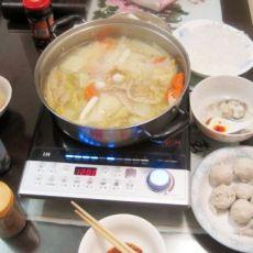 牛肚火锅的做法