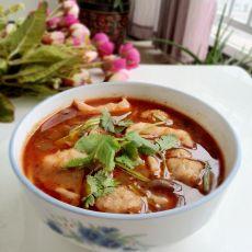 姬姑火锅菜的做法