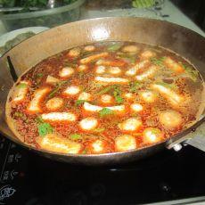 麻辣小肠香锅的做法