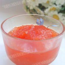 西瓜蜜桃酱的做法