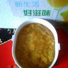 自制杏肉酱