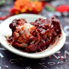 福州传统菜糟鱼