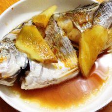 清蒸黄翅鱼的做法