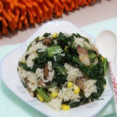 二月二芥菜饭
