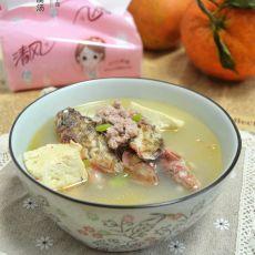 石干鱼豆腐汤