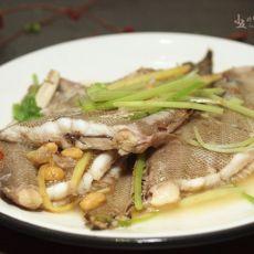 龙舌鱼煮豆酱水
