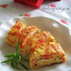 西红柿厚蛋烧
