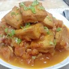越南传统番茄豆腐