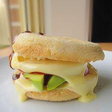 英式松饼―健康简单的早餐