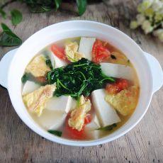 三鲜豆腐的做法