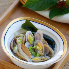 蛤蜊汤的做法