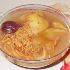 花胶煲鸡汤的做法
