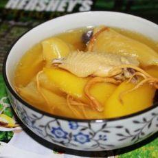 花胶土鸡汤