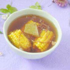 虫草花冬瓜汤