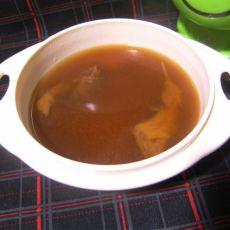 鹌鹑淮山虫草汤