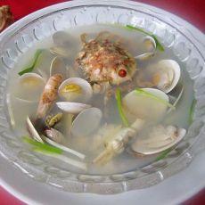 海鲜一锅炖