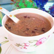 红豆薏米养生粥