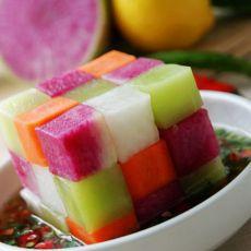 什锦凉拌蔬菜