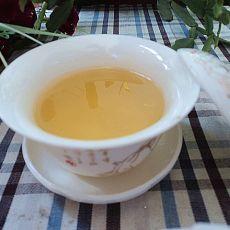 白萝卜橘皮水