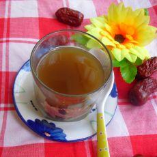 蜂蜜枣茶的做法