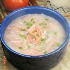 红白双丝汤