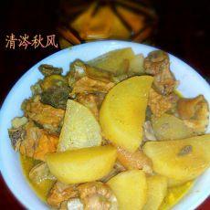 十三香萝卜炖排骨