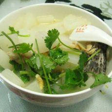 �|鱼白萝卜汤