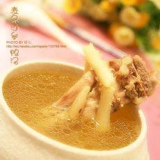 麦冬沙参鸭汤的做法