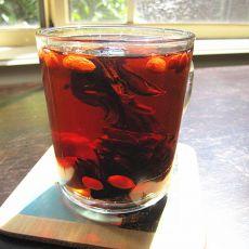【花茶花煮意】玫瑰茄果茶
