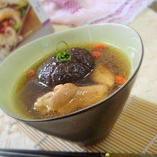 花菇老鸡汤