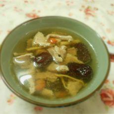 红枣炖瘦肉