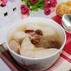 海底椰响螺瘦肉汤的做法