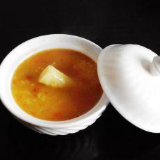 山药小米粥的做法