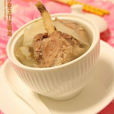 沙参玉竹老鸭汤