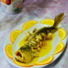 香橙酸甜鱼