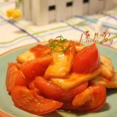 鱼片番茄的做法