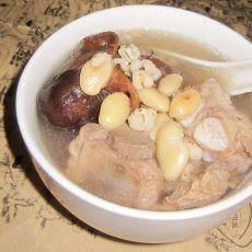 木棉花煲猪骨―健脾祛湿