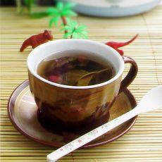 小山楂薄荷茶