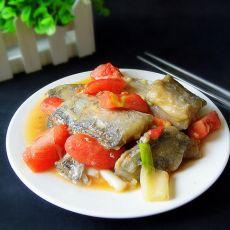 秘制番茄扒带鱼的做法