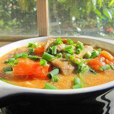 牛肉煮番茄――最佳营养搭配