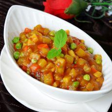 咖喱炖土豆