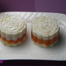 山药胡萝卜糕