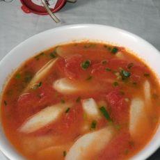 番茄山药汤
