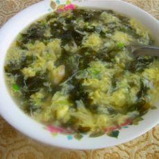 紫菜蛋花汤