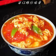 最经典的下饭菜---西红柿炒鸡蛋的做法
