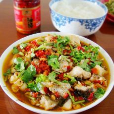 辣椒蒸鱼块的做法