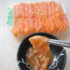 自制西米生鱼片