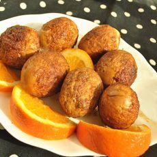橙香虎皮卤蛋